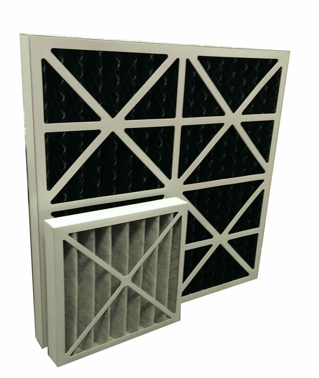 "Composite Carbon Filter - Odor + MERV 13 - 12""x12""x2""/24""x24""x2"""